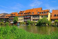 Самая красивая часть Бамберга