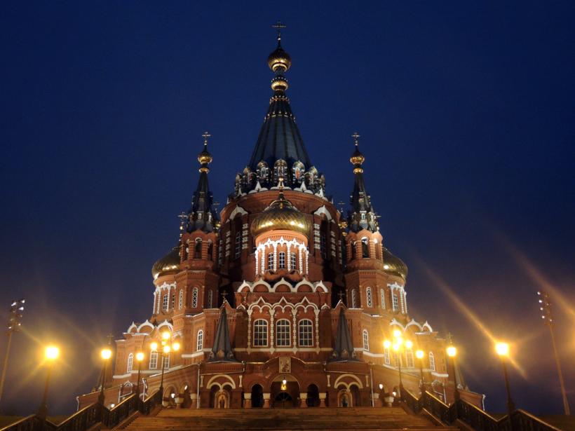 отправились картинки свято михайловского собора ижевск мехом карманами