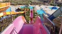 Аквапарк Aladdin Beach Resort