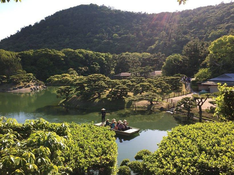 Фотографии о красоте острова кюсю