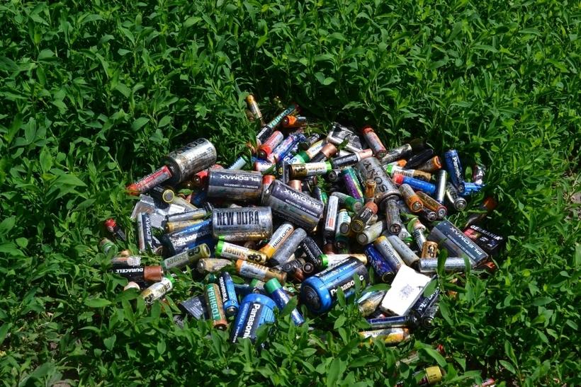Созданы новые батарейки, которые не будут загрязнять окружающую среду