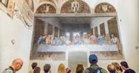 «Тайная вечеря»: что осталось от подлинной кисти Леонардо