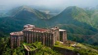 Неприступная крепость острова Гаити, на которую ни разу никто не нападал