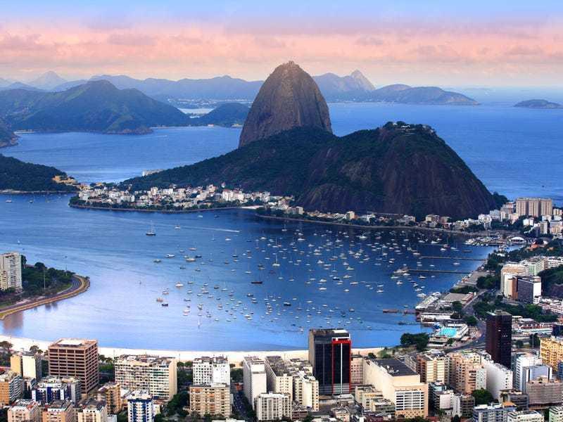 15 чудесных фотографий Бразилии, после просмотра которых захочется паковать чемоданы