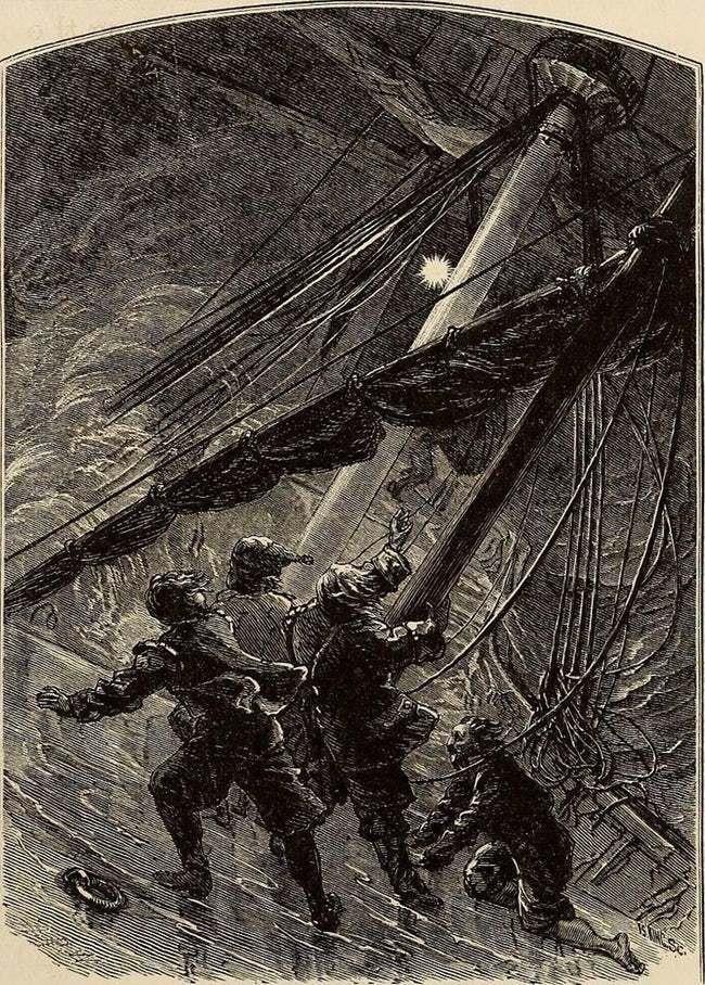 Как катастрофа помогла заселить Бермуды и пять других невероятных историй кораблей