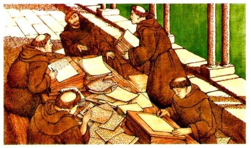 Как раньше библиотекари проклинали тех, кто не возвращал книги