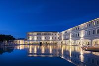 Сотый Новый год в термальном бассейне Terme di Saturnia Natural Spa & Golf Resort