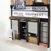 Скульптор воссоздает потрясающую архитектуру Филадельфии и Нового Орлеана в миниатюрах