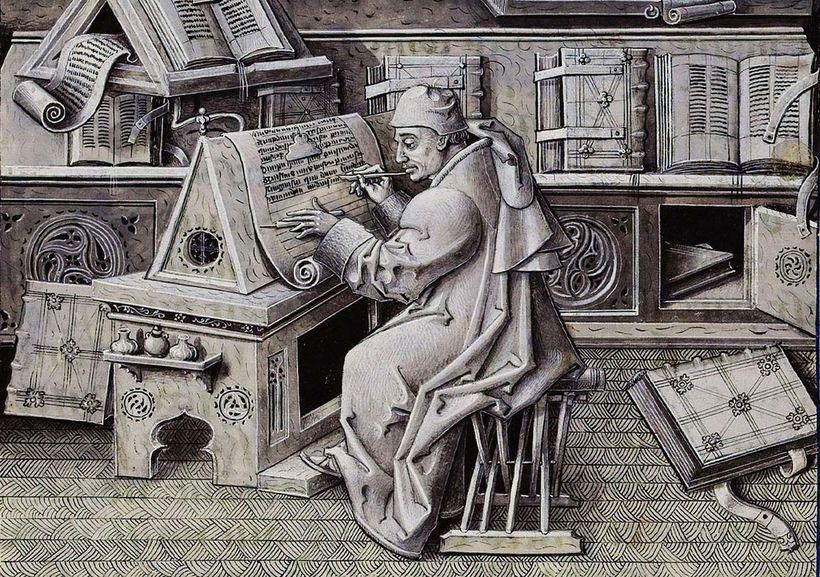 подарки материал на котором в период средневековья писали книги овес, рожь