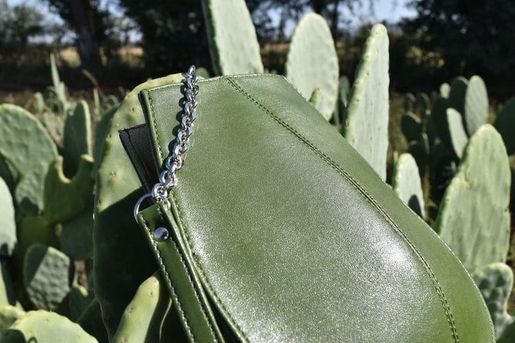 кожа из кактусов