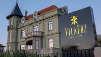 Отель Vila Foz Hotel & Spa в Порту