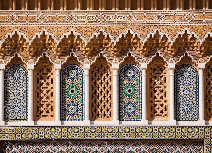 Завораживающий процесс изготовления марокканской мозаики за 5 минут