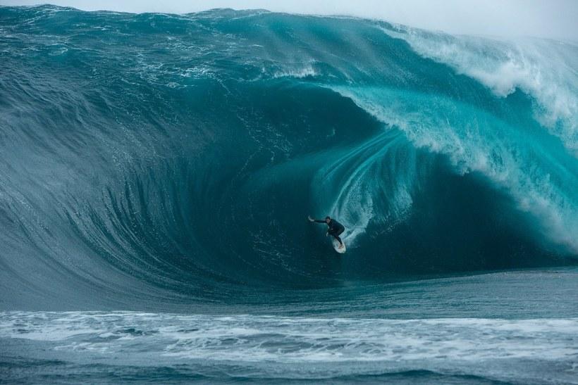 Удивительные победители и финалисты конкурса серф-фотографии от Nikon