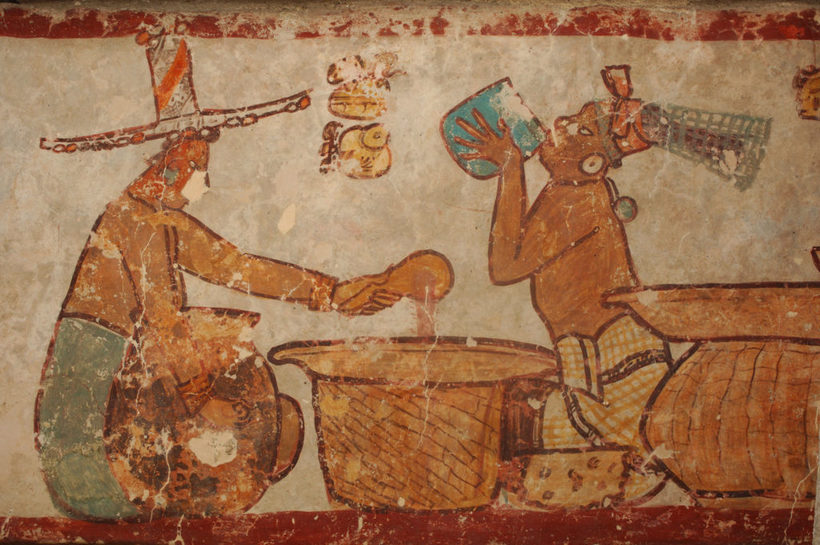 Что ели ацтеки до прихода испанских конкистадоров