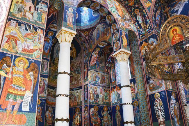 13 самых прекрасных и замысловатых мозаик в мире