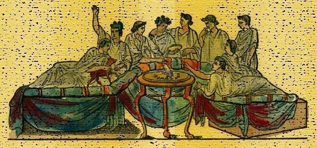 Самые странные блюда древнеримской кухни