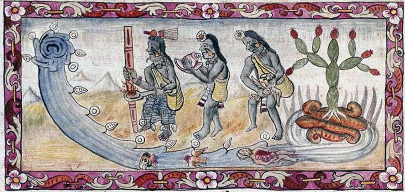 Какой была гигиена в Ацтекской империи