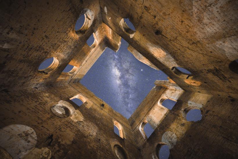 Самые зрелищные работы, присланные на конкурс астрономической фотографии года