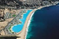 Почему на тропическом побережье Чили нет пляжных курортов