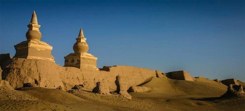 «Черный город» Хара-Хото: какие тайны хранят его руины
