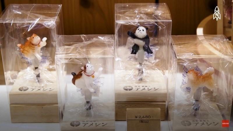 Японское амэдзаику — мастерство изготовления леденцов-произведений искусства