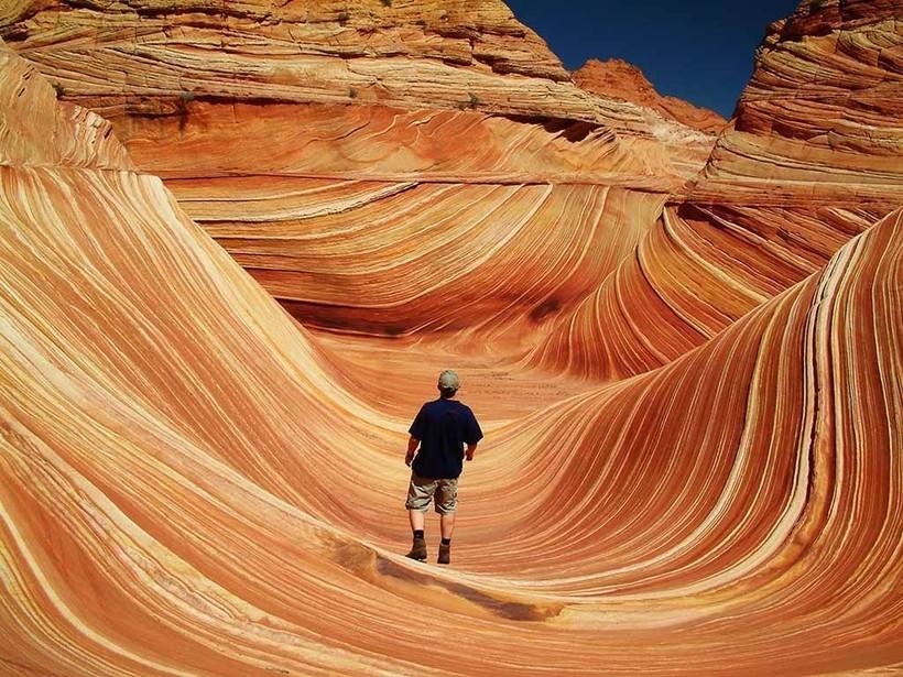 5 необитаемых мест, которые похожи на творческие мастерские природы