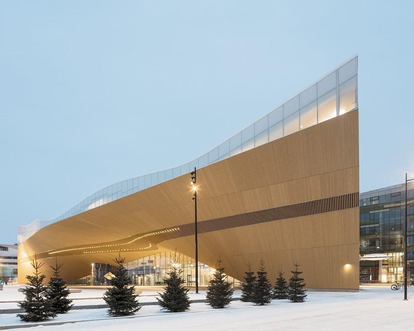 Пыль и серость позади: самые современные библиотеки со всего мира