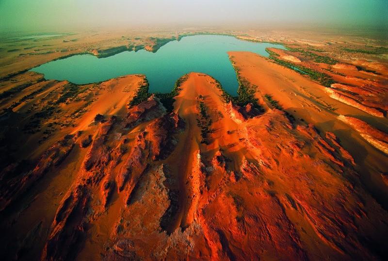 Что, если бы Сахара была влажной, как тысячи лет назад